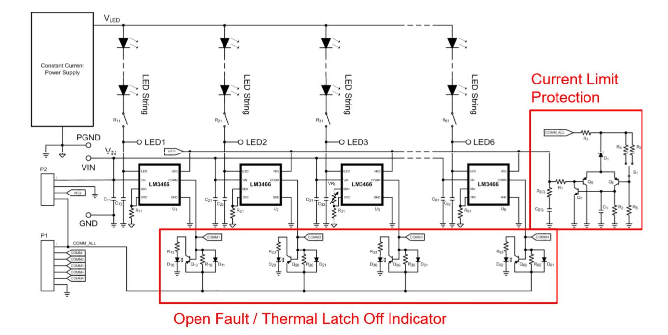 Led Power Supply Schematic Lm3466 Question Management Forum