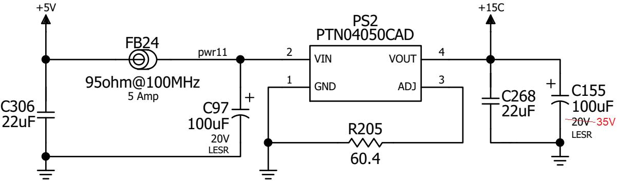 Resolved] PTN04050C: PTN04050CAD failure - Power management