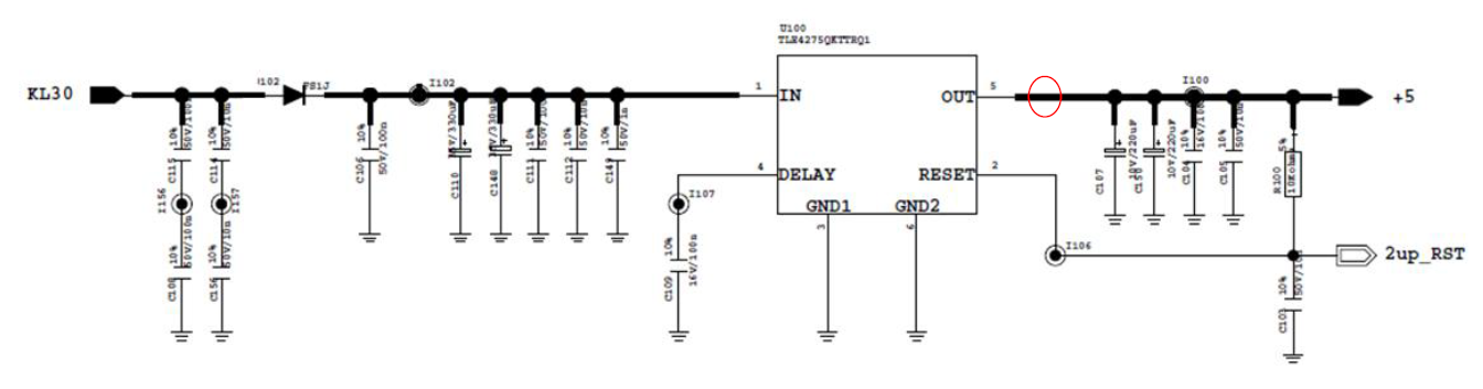 TLE4275-Q1: output current overshoot issue when power on