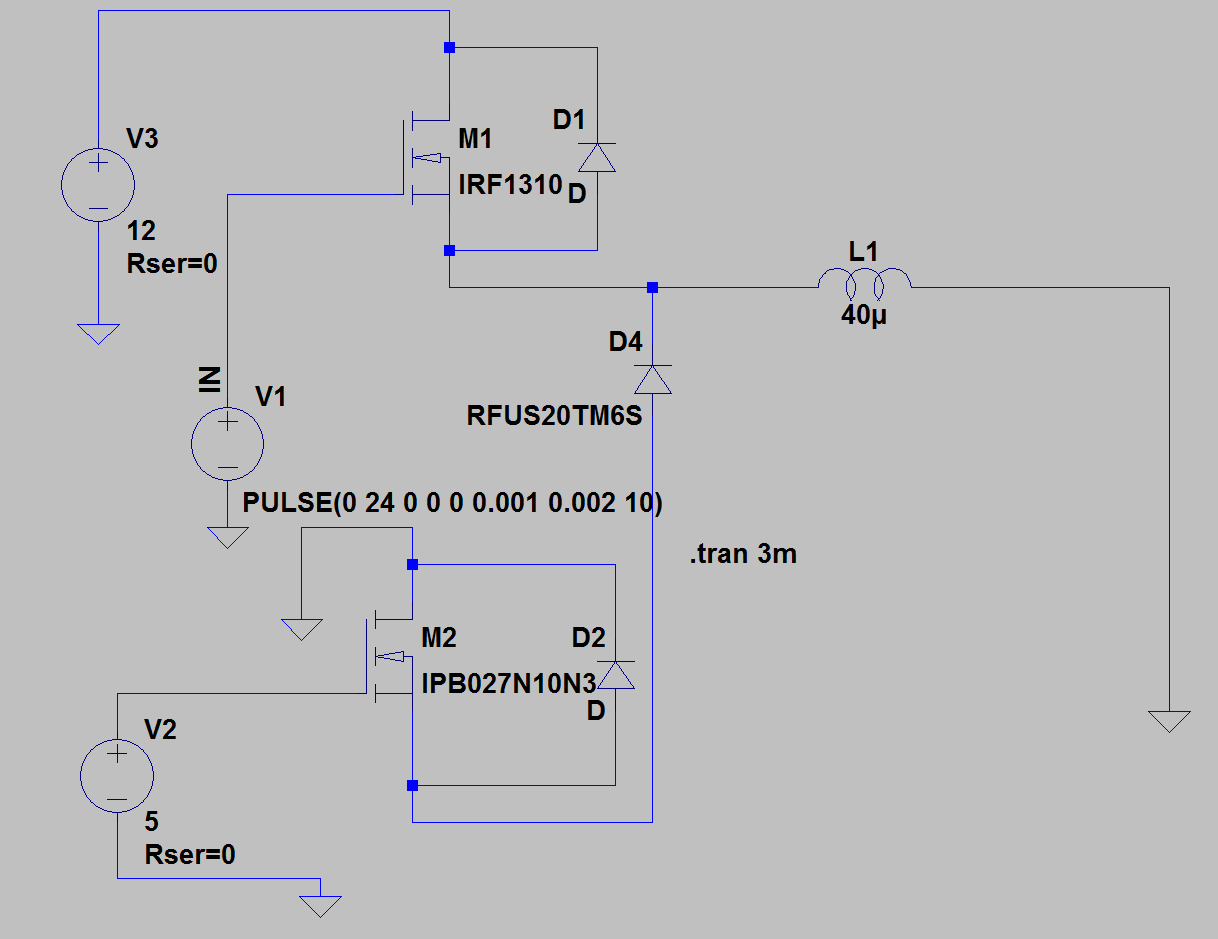 MOSFET Drain and Source are interchangeable?-For Reverse polarity ...