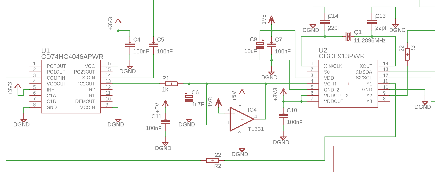 Resolved] AN SCAA880: PLL not locking - RF & microwave forum - RF