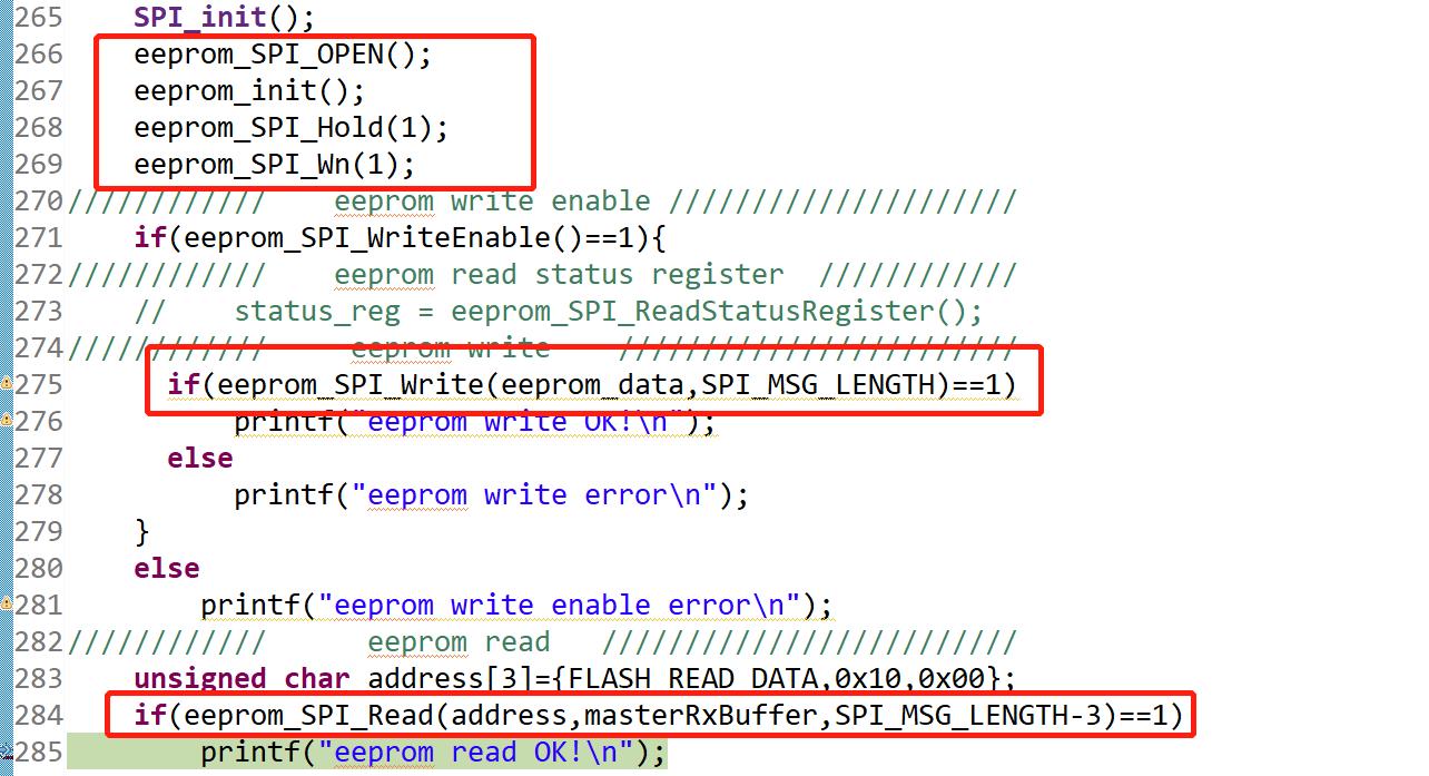 CC2642 SPI write eeprom problem - RF & microwave forum - RF