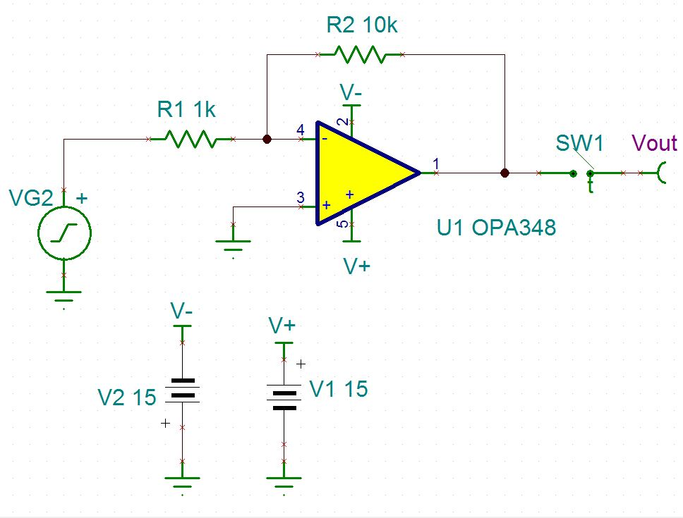 E Opa348 Time Controlled Switch