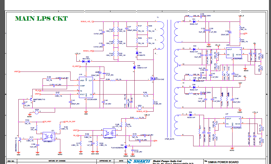 WEBENCH® Tools/UCC28C43-EP: flyback design circuit evaluation ...