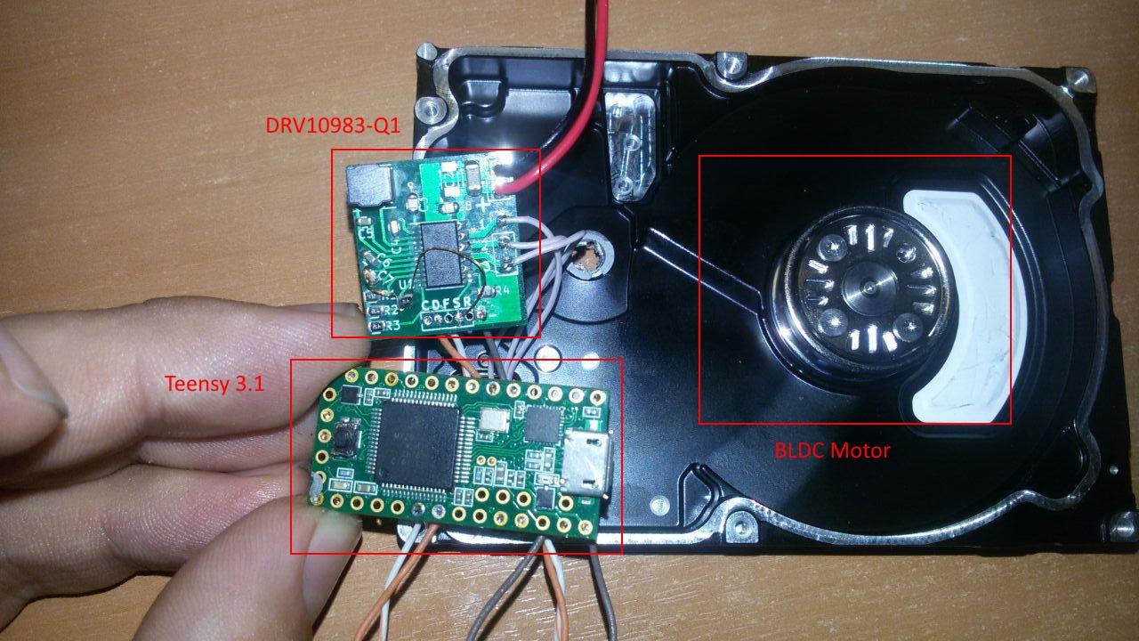 Resolved] DRV10983-Q1: EEPROM programming fails - Motor drivers