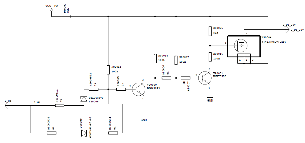 5v Power Supply Schematic