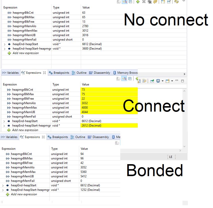 Resolved] CC2640R2F: Bonding fails - Bluetooth® forum - Bluetooth