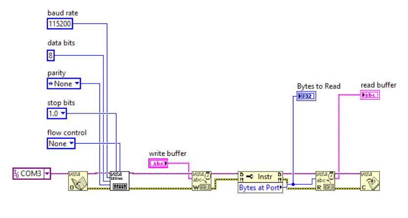 CC2540EMK-USB: Basic serial communication with the usb dongle