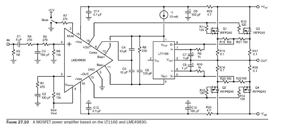 Resolved] High end power audio amplifier? - Audio forum - Audio - TI