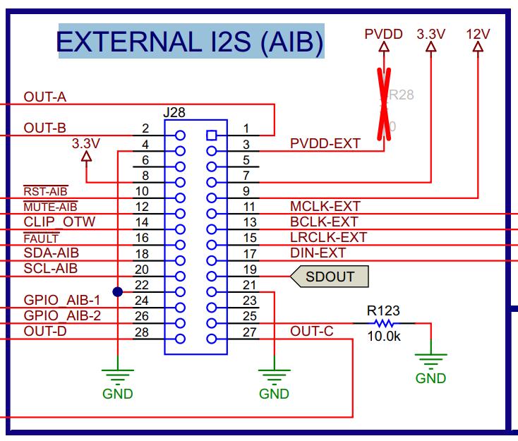 Resolved] TAS3251: TAS3251 I2S Input (As Slave) Not Working - Audio
