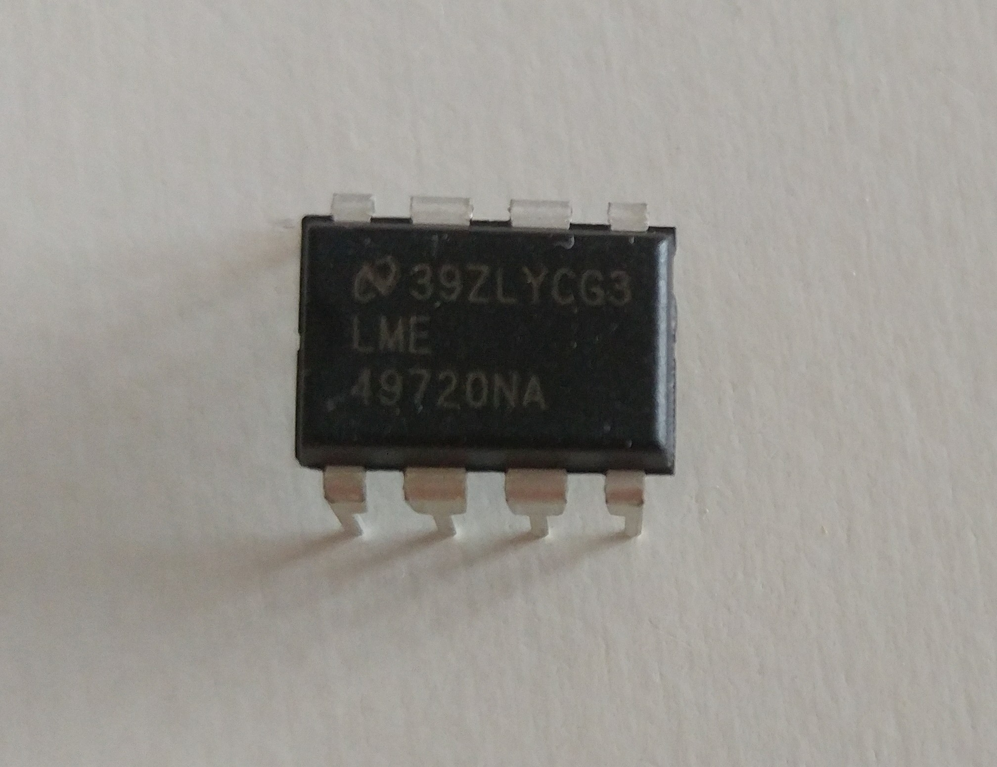 Lme49720 Lme49720na Fake Or Authentic Audio Forum Ti Highspeed Amplifier Circuits Analog Wire Blogs E2e Community Not Sure If They Are Indeed Genuine Any Product Manager Can Help Advice About Their Authenticity