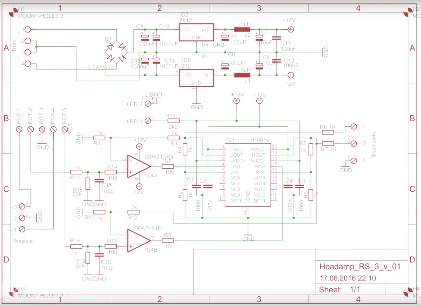 Grado Wiring Diagram Online Schematics Gold Headphones Explained Diagrams Schematic