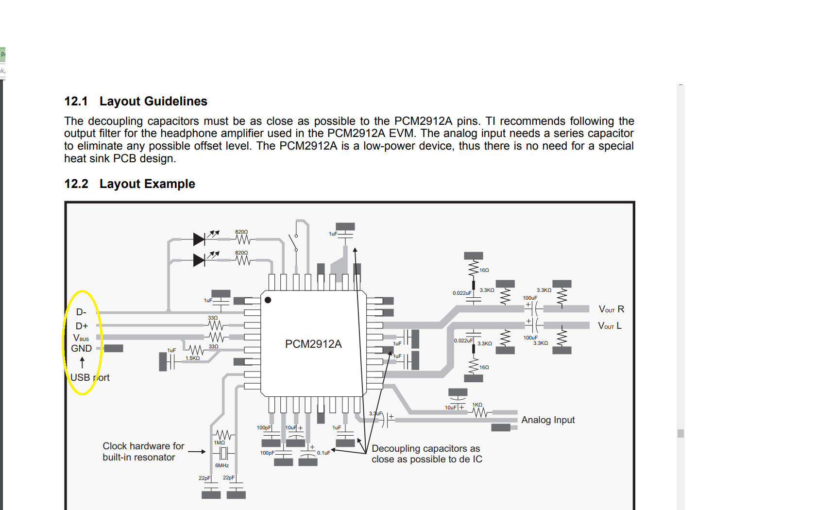 Pcm2912a Unable To Play Sounds With And Ic Also Getting Level 0 Block Diagram I Tested 4 Ics Same Issue Im Suspecting That Is There Any Possibility Receive Damaged Lot Non Functional From Ti