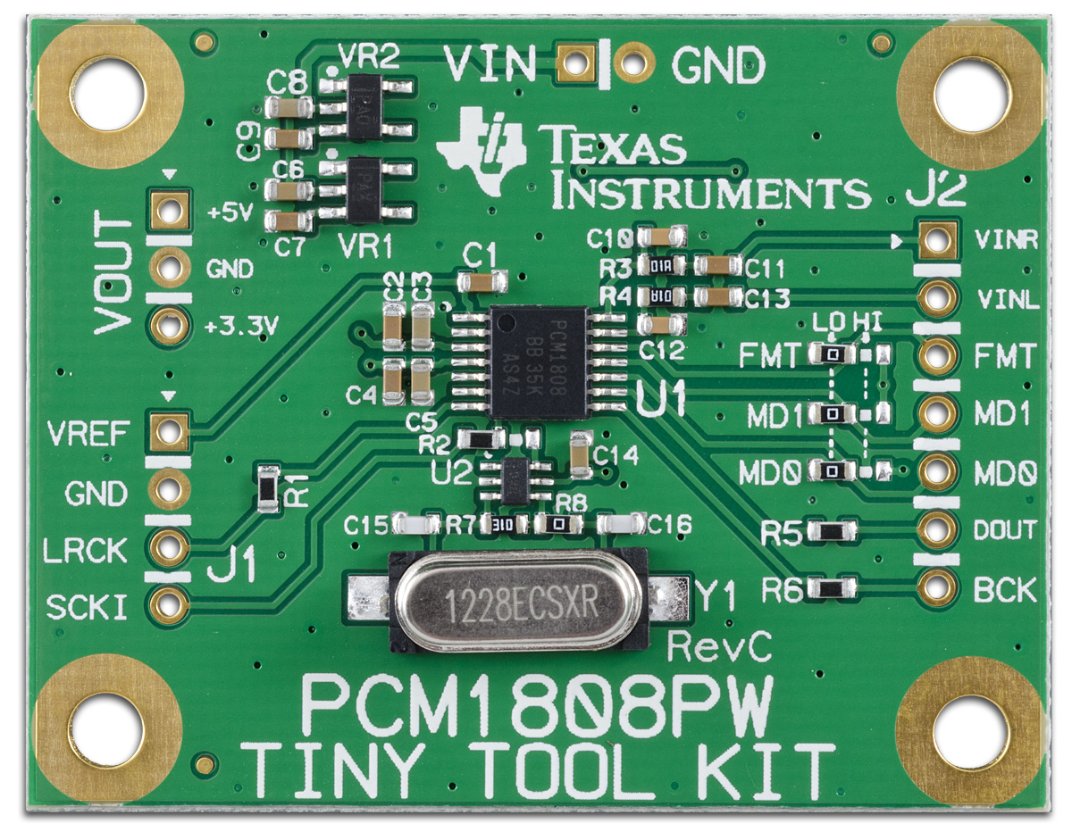 TTK Reference Designs' for Audio Converters - Audio forum -