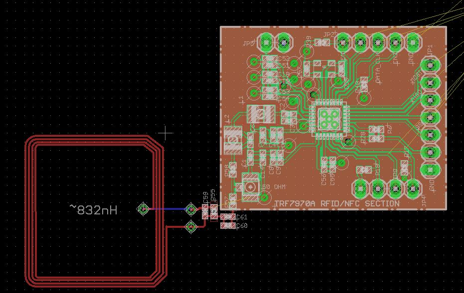 Resolved] the design details about the PCB antenna of the