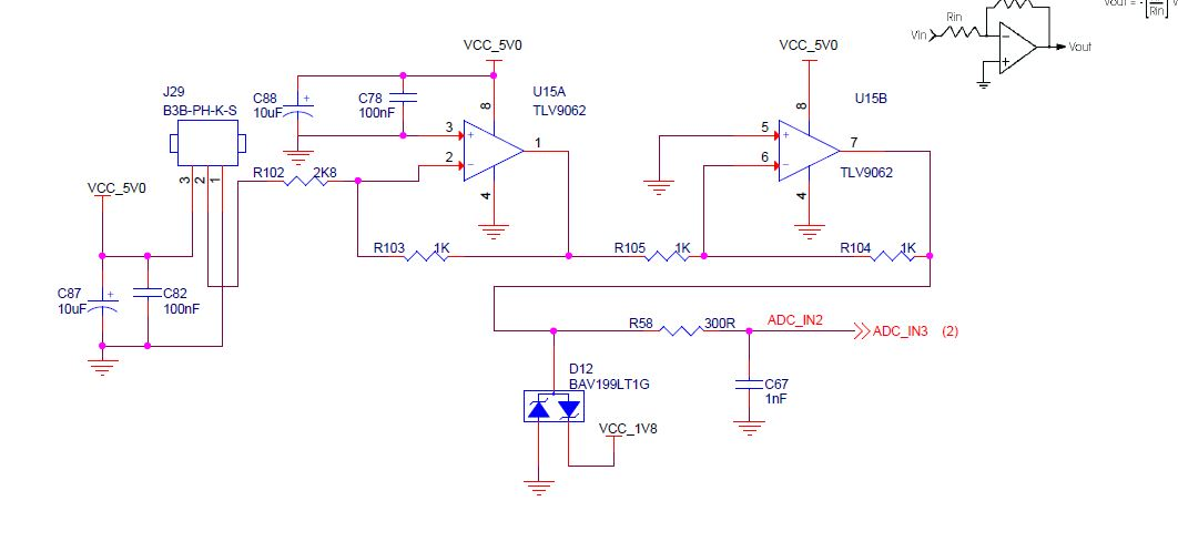 Low Power Opamp for ADC 1 8V - Data converters forum - Data