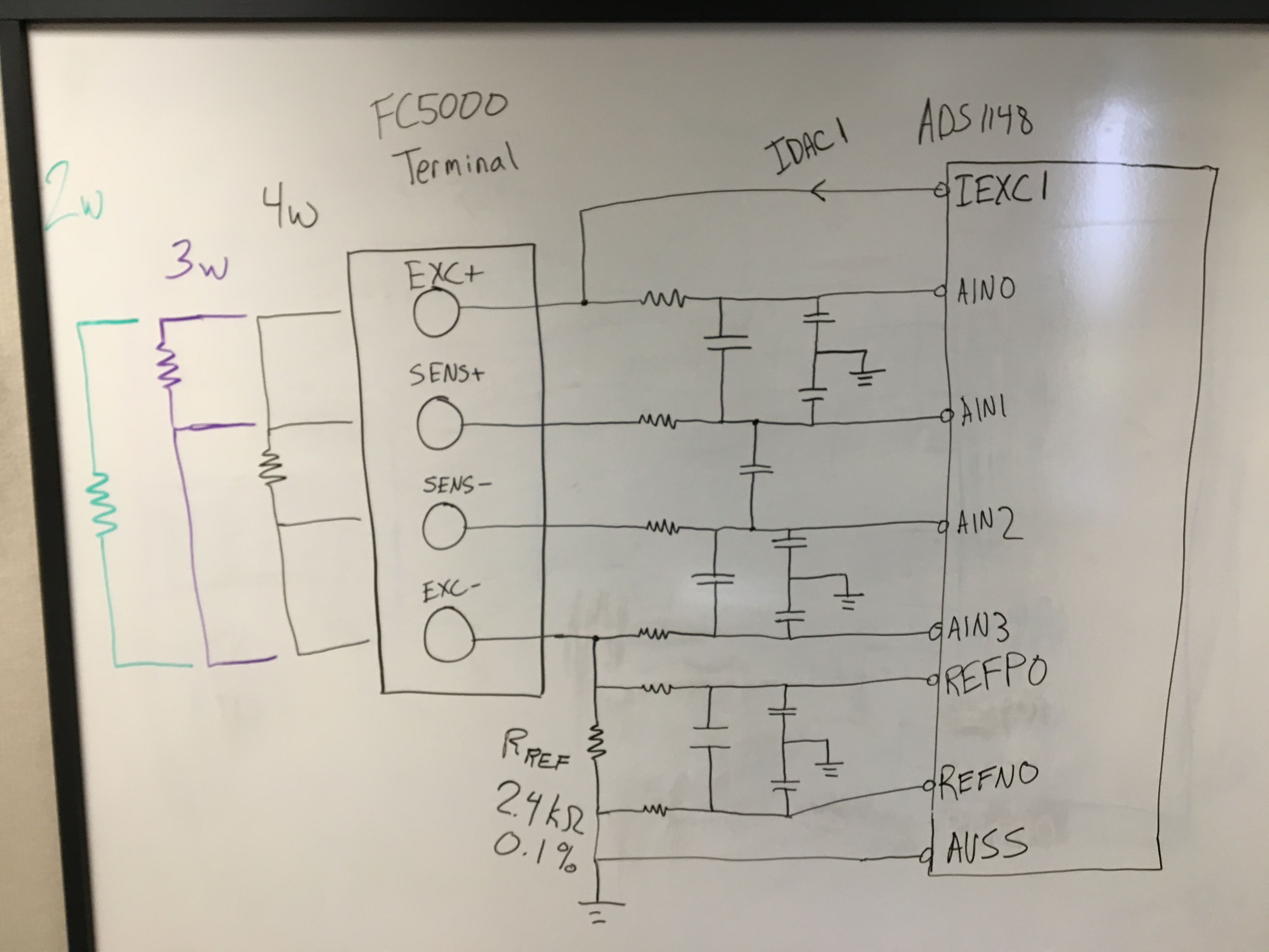 Resolved] ADS1148: Circuit Design for 2, 3, or 4 wire RTD or ...