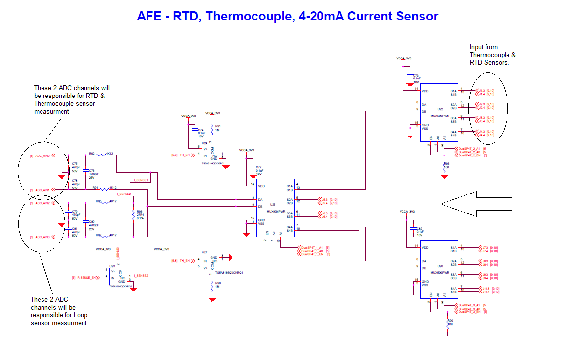 Amazing 4 Wire Thermocouple Adornment Electrical And