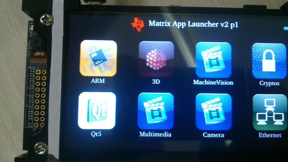 AM4378: EVM camera streaming issue - Processors forum - Processors