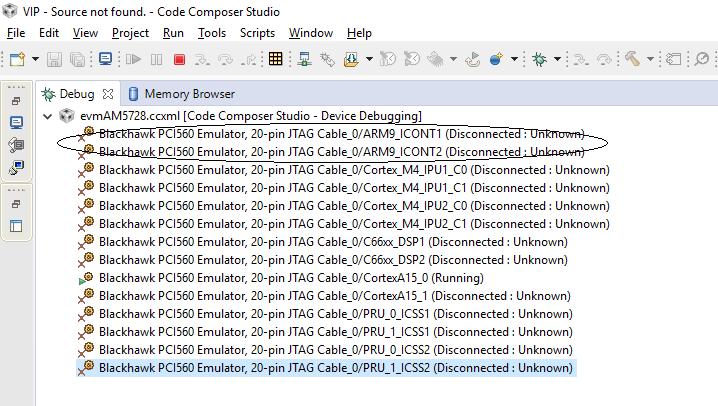 Resolved Am5728 Arm9 Core Processors Forum Processors Ti E2e