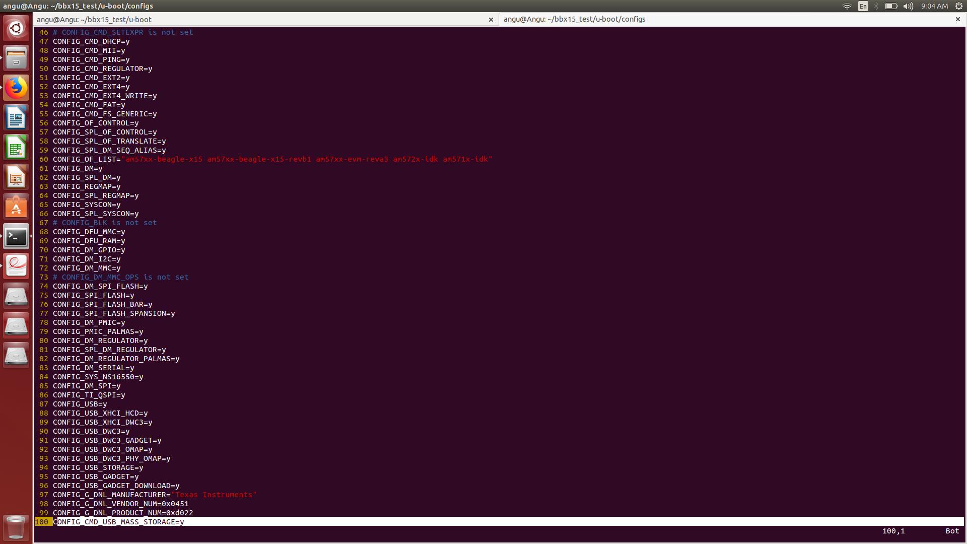 BEAGLEBOARD-X15: U-boot commands missing - Processors forum