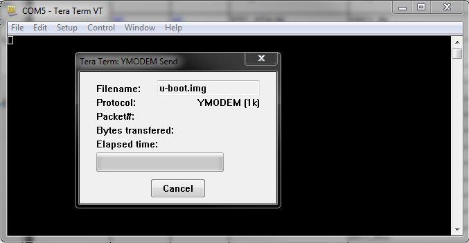 Resolved] AM335x UART boot - Processors forum - Processors