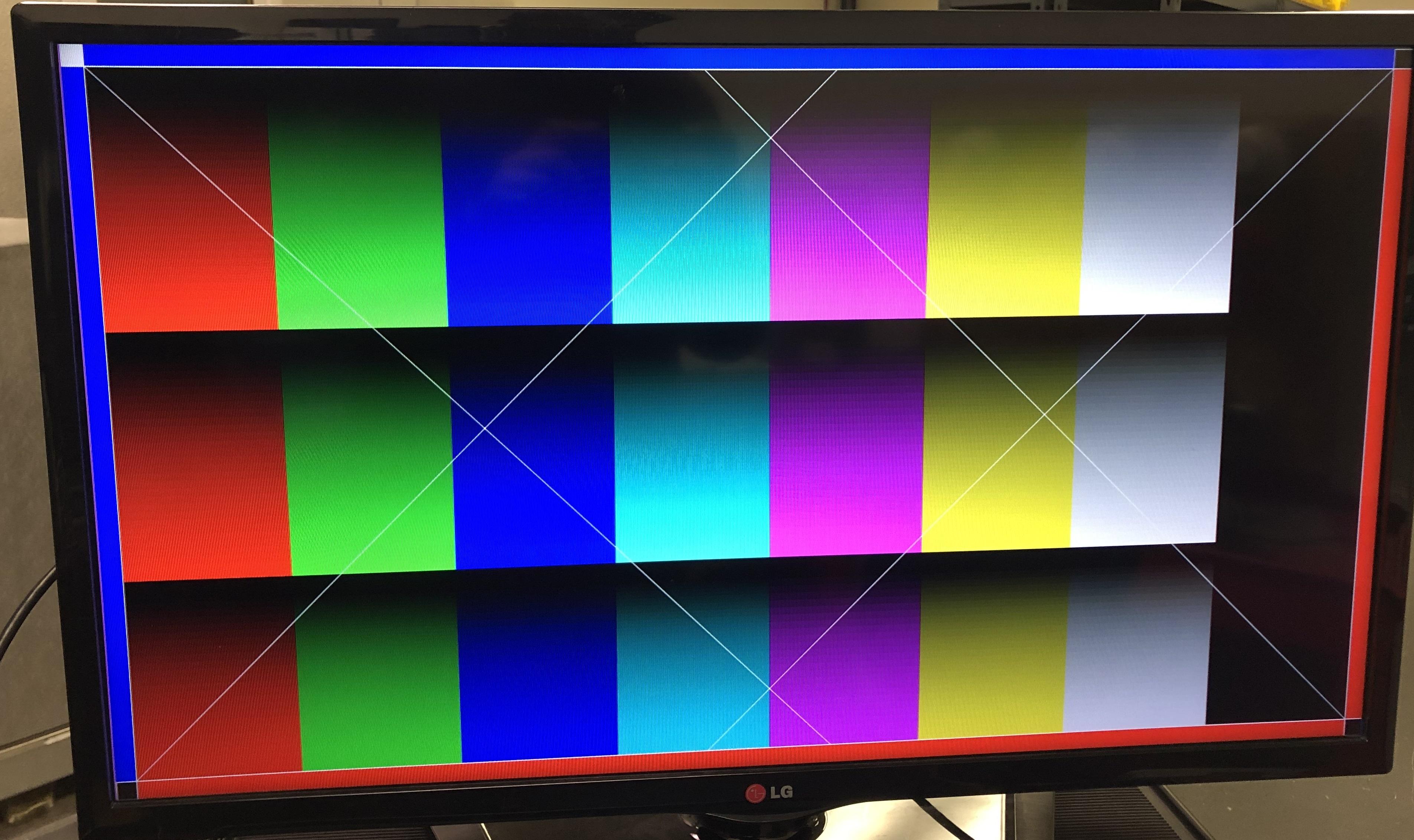 Linux/AM3358: NO HDMI display - Processors forum