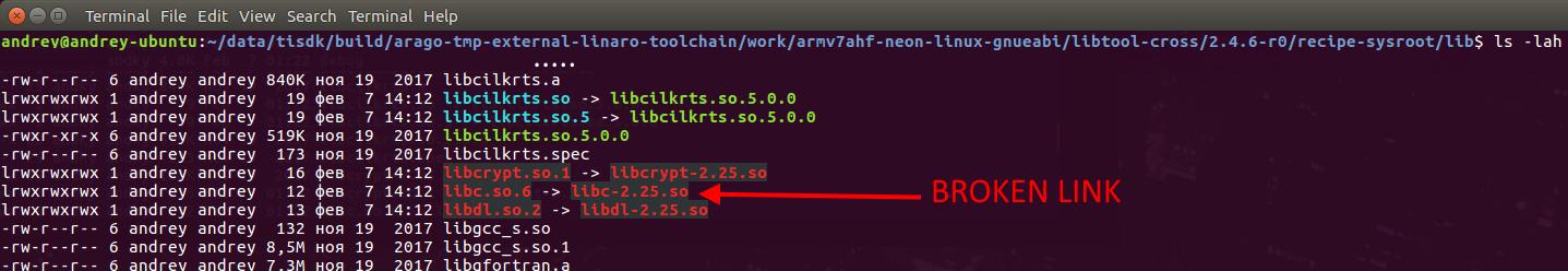 Resolved] Linux/PROCESSOR-SDK-AM335X: Arago build error