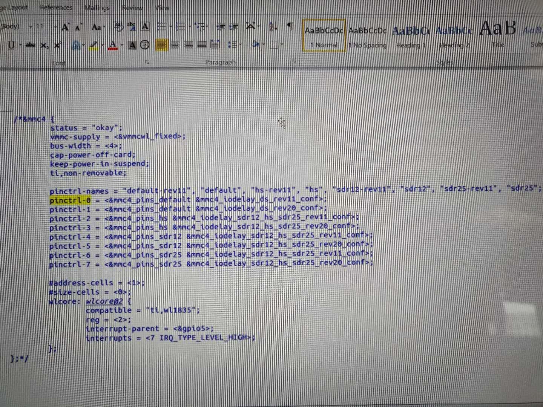 Linux/TDA2: change log output uart 1 to uart3 - Processors forum