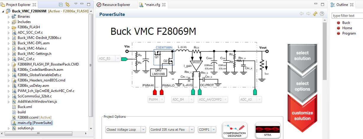 Resolved] CCS/C2000WARE-DIGITALPOWER-SDK: C2000Ware