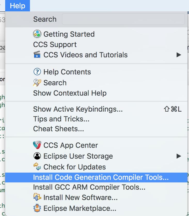 Resolved] CCS: CCS App Center Server Error  - Code Composer Studio