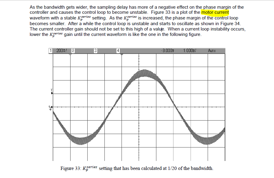 CCS/CODECOMPOSER: CCS Instaspin lab5a motor current graph - Code