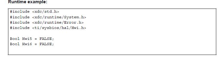 Resolved] RTOS/TM4C1294NCPDT: Hwi Working Principle Problem? - Other
