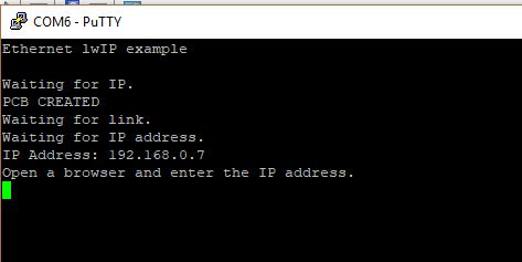 Resolved] CCS/TM4C1294NCPDT: Sendind Data via Ethernet