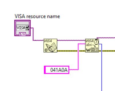 DLPC350: Labview visa-usb to control DLPC350 - DLP® products forum