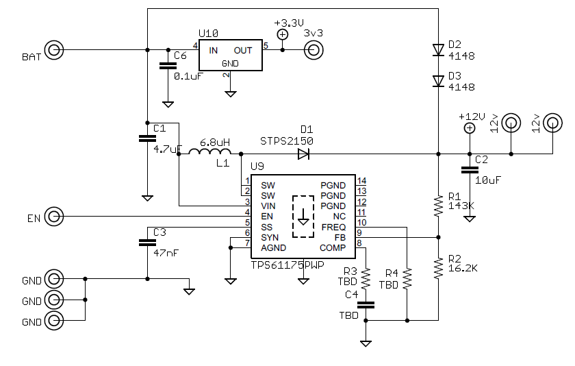 tps61175 output current - non-isolated dc  dc forum