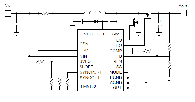 how to add overvoltage protection to a synchronous boost controller rh e2e ti com Input Overvoltage Protection Circuit USB Overvoltage Protection