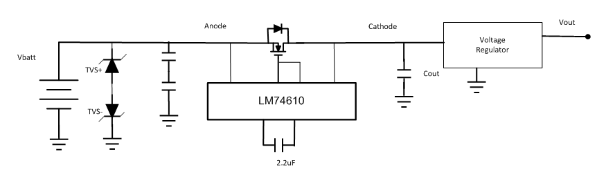 Design a circuit for reverse polarity protection - Behind the Wheel ...