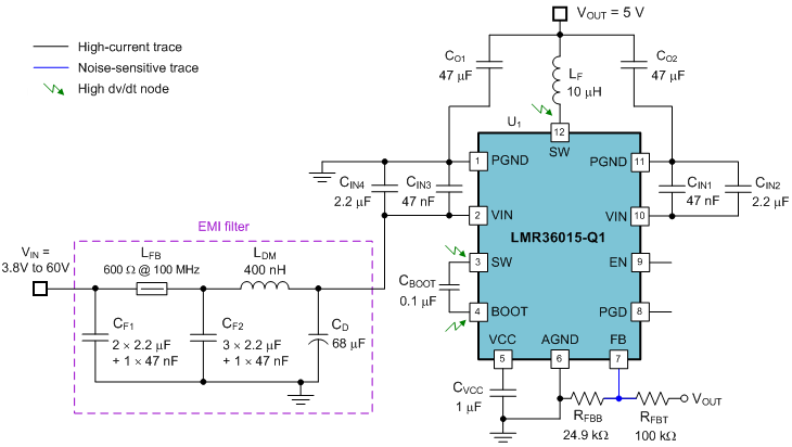 How A Dc  Dc Converter Package And Pinout Design Can