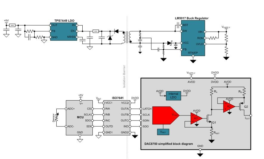 Input Isolation For 3 Wire Analog Outputs Precision Hub