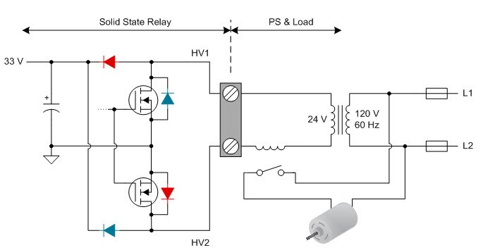how to power your thermostat using solid state relays - industrial - technical articles