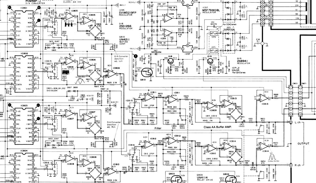 resolved  opamp upgrade to technics sl