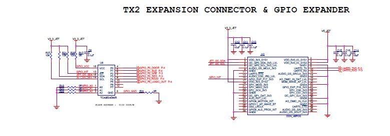 TCA9534: TCA9534DWR SDA issue - Interface forum - Interface