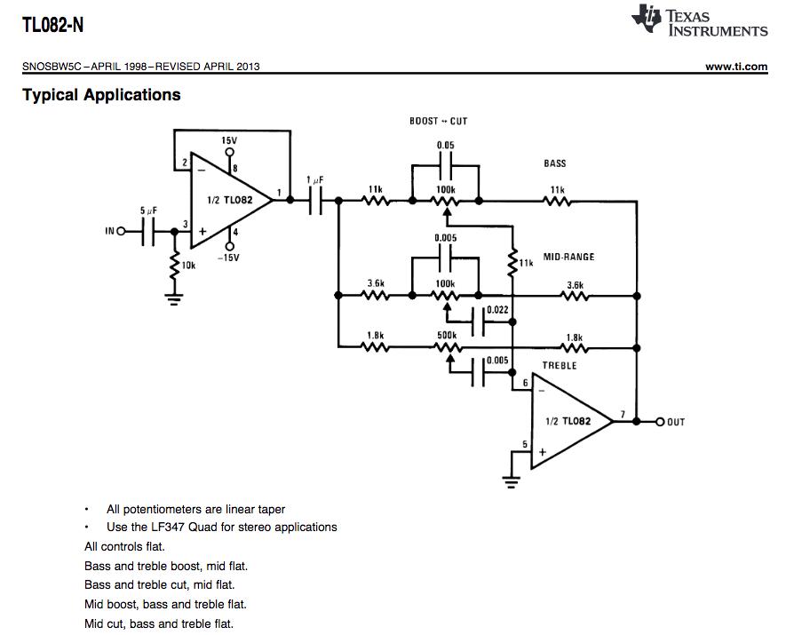 tl082 application amplifiers forum amplifiers ti e2e community rh e2e ti com