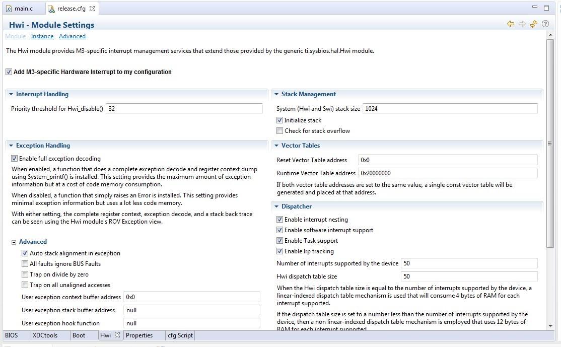Resolved] LAUNCHXL-CC1310: Hwi exception when adding UART