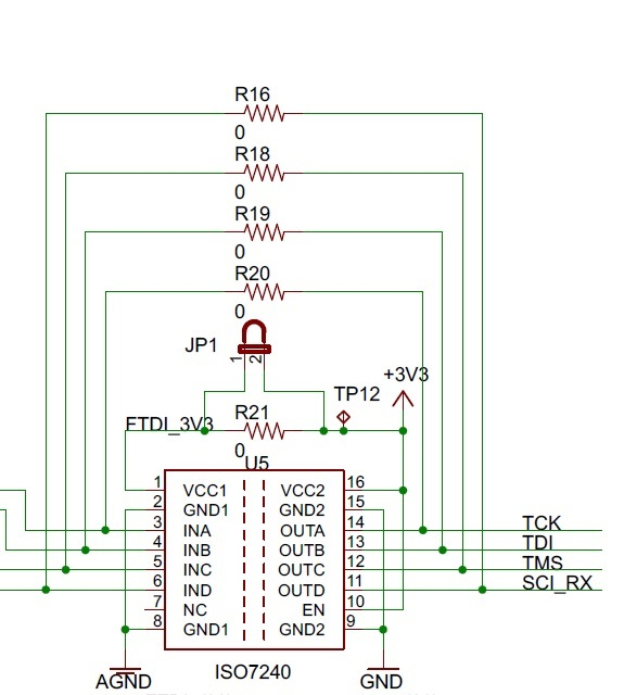 ISO7240C: What is the correct schematic for ISO7240? - C2000 ... on schematic editor, block diagram, control flow diagram, circuit diagram, technical drawing, one-line diagram, functional flow block diagram, tube map, ladder logic, data flow diagram, straight-line diagram, piping and instrumentation diagram, electronic design automation, schematic capture, function block diagram, diagramming software,