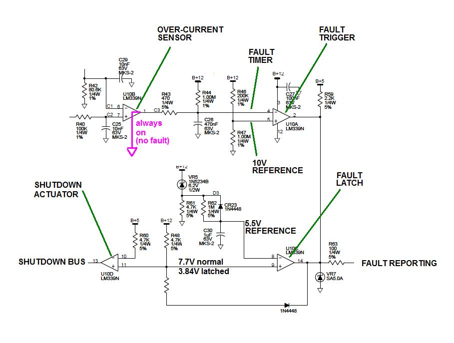 Lm339n Schematic Wiring Diagram