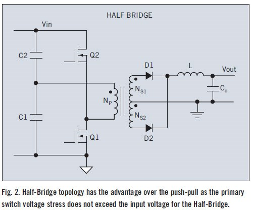 300W Half-Bridge SMPS with UC3825 Output Voltage Problem - AC/DC and ...