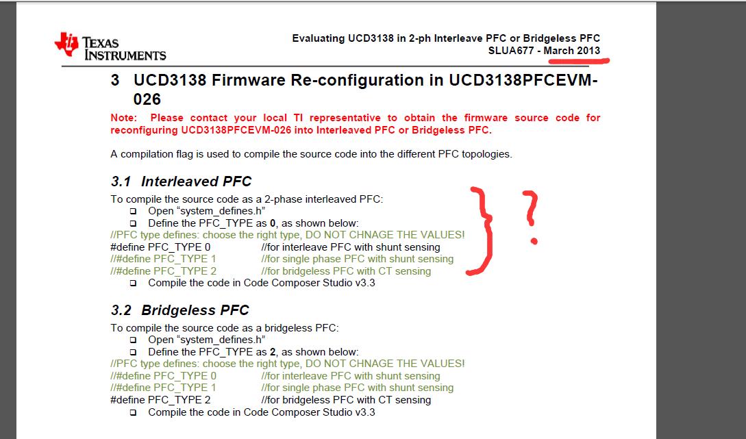 interleave PFC with CT sensing  - Power management forum