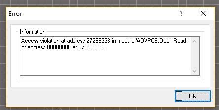Resolved] WEBENCH® Tools/TPSM84824: Altium Designer import PCB